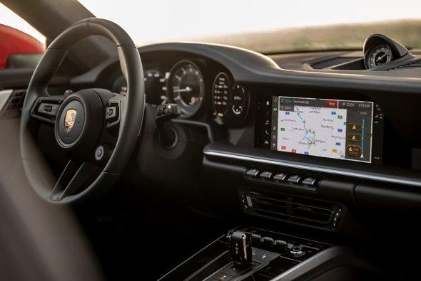 Porsche setzt am Sommer 2021 die sechste Generation des Porsche Communication Management ein - Foto: Porsche