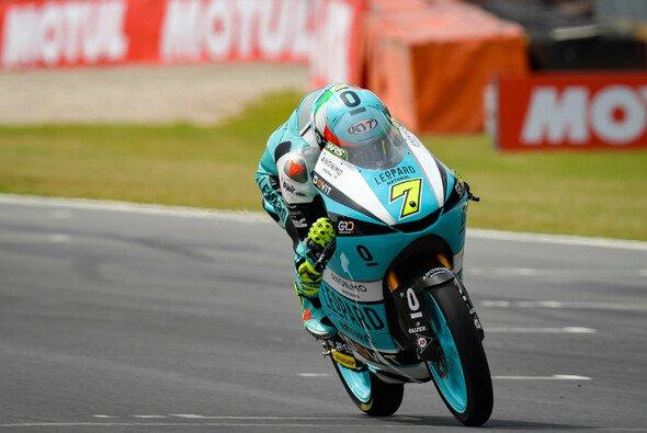 Dennis Foggia fuhr ein bärenstarkes Rennen - Foto: MotoGP.com