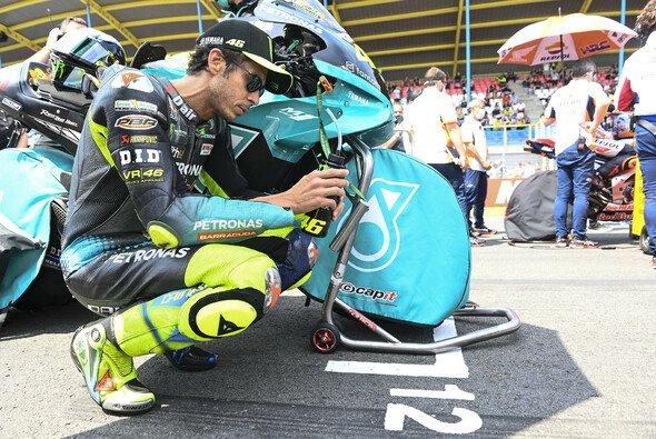 Valentino Rossi tritt zurück - Foto: Petronas Yamaha SRT