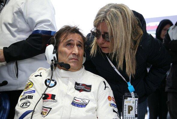 Daniela und Alex Zanardi sind seit 1996 verheiratet und haben einen gemeinsamen Sohn - Foto: BMW Motorsport