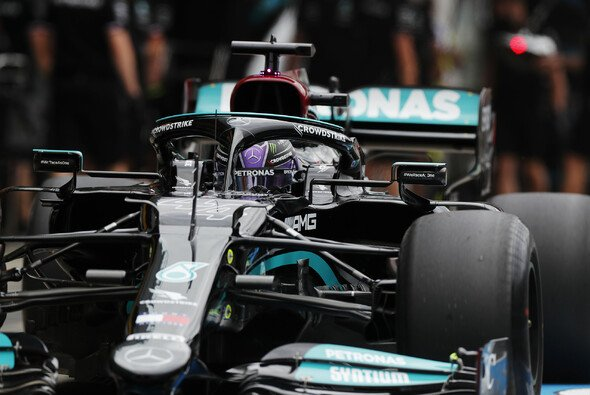 Lewis Hamilton hat bereits eine Vermutung über den Ablauf des ersten Sprint-Qualifyings - Foto: LAT Images