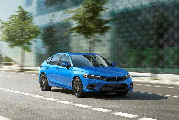 Der neue Honda Civic soll ab Herbst 2022 in Europa erhältlich sein - Foto: Honda