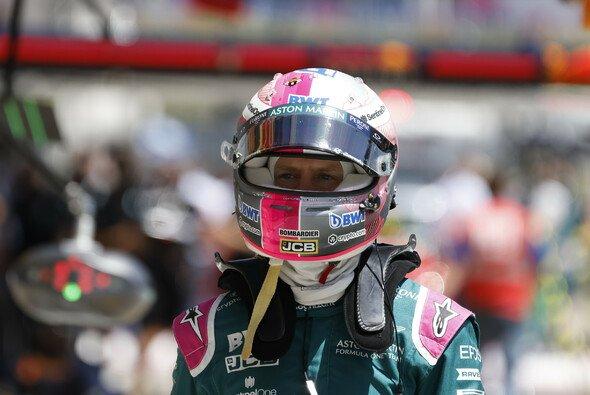 Sebastian Vettel flog am Sonntag beim Formel-1-Rennen in Österreich auf den letzten Metern raus - Foto: LAT Images