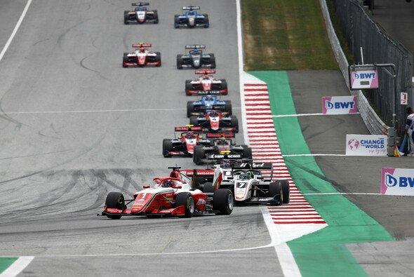 Die Formel 3 ist an diesem Wochenende in Ungarn am Start - Foto: LAT Images