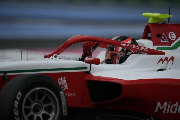 Arthur Leclerc holt in Ungarn seine erste Formel-3-Pole - Foto: LAT Images