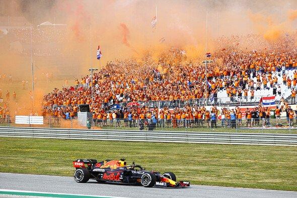 Max Verstappens Oranje-Festspiele sahen die meisten Fans im ORF1 - Foto: LAT Images
