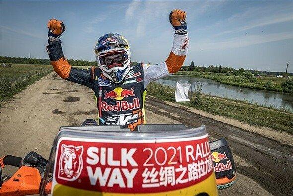Matthias Walkner gewinnt in Sibirien - Foto: KTM