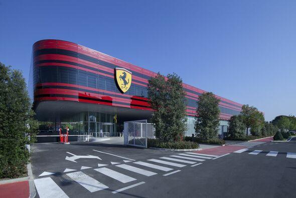 In der Gestione Sportiva ist ein neuer, moderner Simulator entstanden - Foto: Ferrari