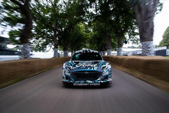 So sieht der neue Puma Rally1 aus - Foto: M-Sport Ford WRT