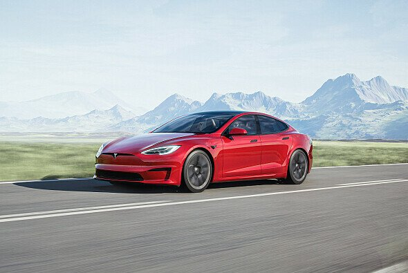 Das neue Model S Plaid von Tesla soll 2021 in den Handel kommen - Foto: Tesla