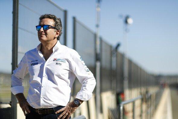Alejandro Agag reagiert auf die Kritik von BMW-M-Chef Markus Flasch - Foto: Formula E