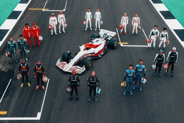So sollen die Formel-1-Autos ab 2022 aussehen - Foto: F1