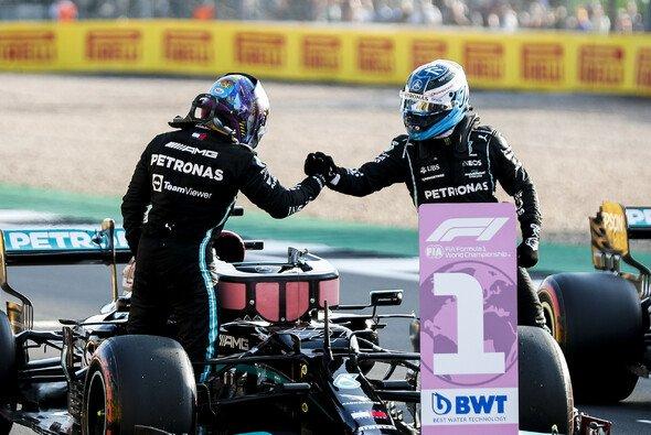 Valtteri Bottas durfte beim Formel-1-Qualifying in Silverstone nur die zweite Geige spielen. - Foto: LAT Images