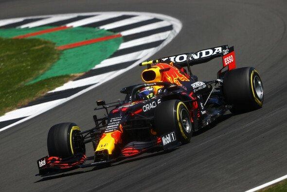 Auf Sergio Perez wartet beim Formel-1-GP in Silverstone viel Arbeit. - Foto: LAT Images