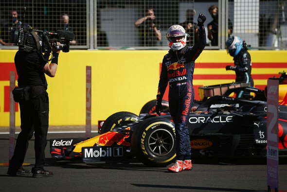 Max Verstappen ist trotz Sieg beim Sprint-Qualifying unzufrieden mit dem Setup seines Red Bull RB16B - Foto: LAT Images