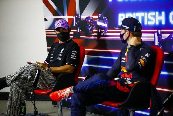 Das WM-Duell zwischen Lewis Hamilton und Max Verstappen wird härter - Foto: LAT Images