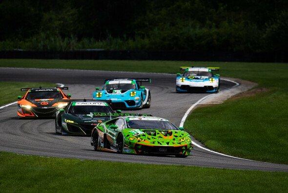 Die starke Pace des GRT Grasser Racing Teams blieb beim Sprint Cup in den USA unbelohnt - Foto: Jamey Price