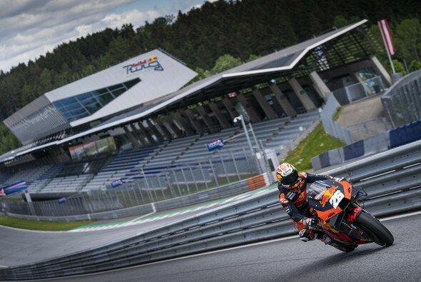 Wildcard in Österreich: Dani Pedrosa feiert sein MotoGP-Comeback. - Foto: KTM Factory Racing