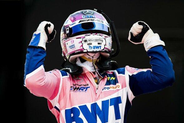 Götz konnte seinen ersten Sieg in der DTM kaum fassen - Foto: DTM