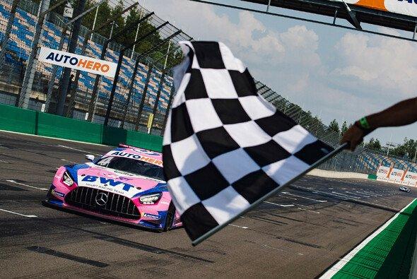 Maximilian Götz konnte auf dem Lausitzring seinen ersten Sieg feiern - Foto: DTM