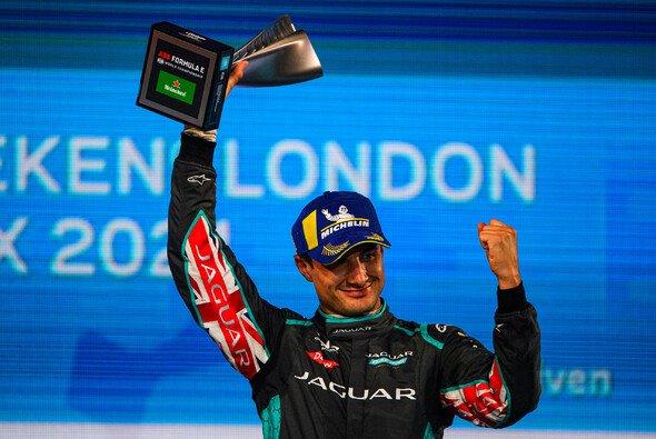 Mitch Evans wird auch in der Zukunft für Jaguar in der Formel E starten - Foto: LAT Images
