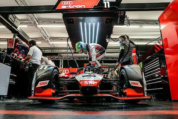 Lucas di Grassi verpasste den Sieg in London denkbar knapp - Foto: Audi Communications Motorsport