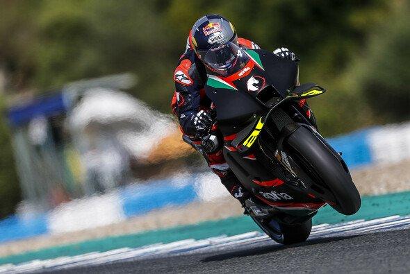In Jerez bestritt Dovizioso seinen ersten Aprilia-Test - Foto: Aprilia