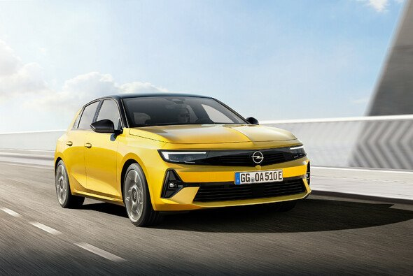 Der neue Opel Astra wird auf der IAA in München vorgestellt - Foto: Opel