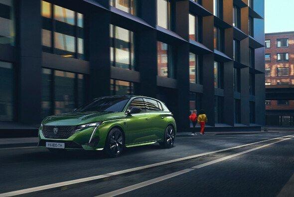 Den neuen Peugeot 308 wird es auch als Kombi geben - Foto: Peugeot