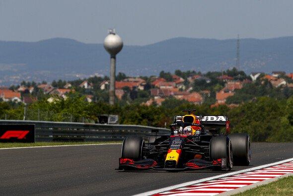 Max Verstappen fuhr Bestzeit im 1. Freien Training zum Ungarn GP 2021 - Foto: LAT Images
