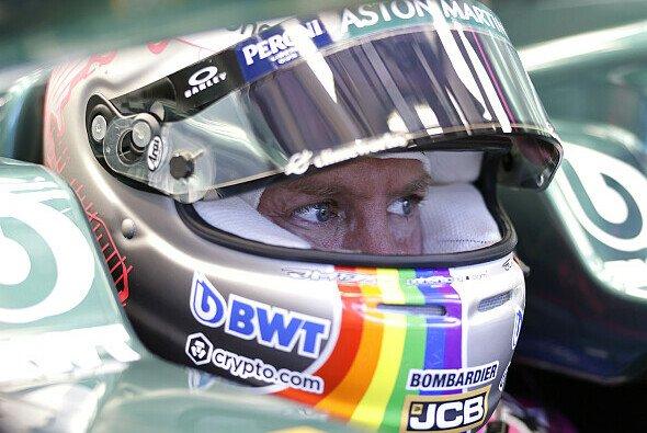 Sebastian Vettel hatte sich im Formel-1-Qualifying in Ungarn etwas mehr erhofft - Foto: LAT Images