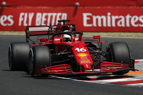 Ferrari verpasste im zweiten Training in Ungarn die Top-10 - Foto: LAT Images