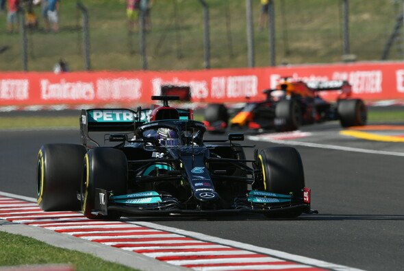 Mercedes machte am Trainingsfreitag der Formel 1 in Ungarn eine gute Figur - Foto: LAT Images