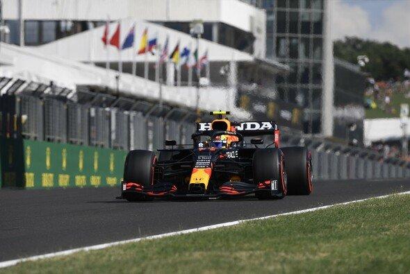 Sergio Perez kam im Ungarn-Qualifying nicht über Platz vier hinaus - Foto: LAT Images