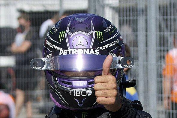 Lewis Hamilton hat beim Formel-1-Rennen in Ungarn die Chance auf den nächsten Michael-Schumacher-Rekord - Foto: LAT Images