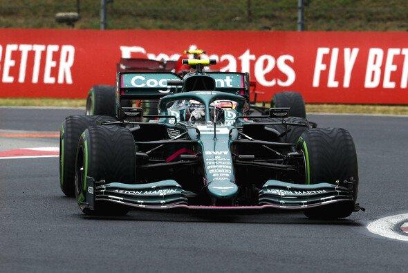 Sebastian Vettel musste nach Benzin-Problemen in Ungarn sein Podium hergeben - Foto: LAT Images