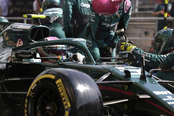 Sebastian Vettels Podium im Ungarn-GP könnte doch noch bestätigt werden - Foto: LAT Images