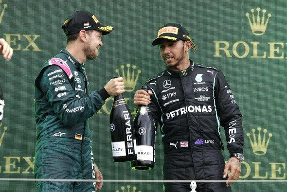 Disqualifiziert: Sebastian Vettel verliert seinen zweiten Platz beim Ungarn GP - Foto: LAT Images