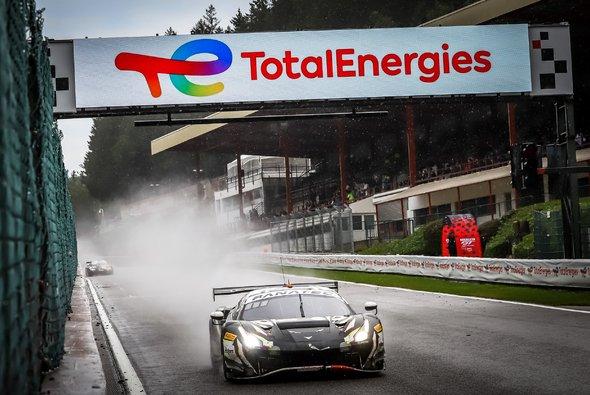 Iron-Lynx hat mit dem Ferrari 488 GT3 mit der Startnummer 51 das 24h-Rennen in Spa gewonnen - Foto: SRO Motorsports Group