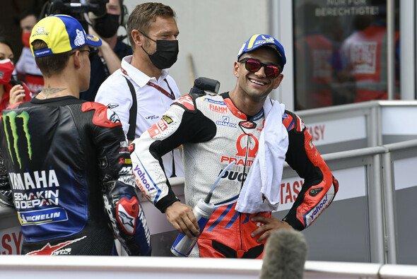 Jorge Martin schnappte sich bereits seine zweite MotoGP-Pole - Foto: LAT Images