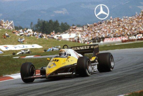 Die Beziehung zwischen Alain Prost und Renault endete 1983 in Scherben - Foto: LAT Images