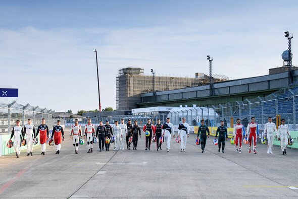Wie sieht das Fahrerfeld der Formel-E-Saison 2022 aus? - Foto: LAT Images