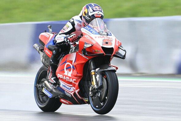 Johann reiste auf ungewöhnliche Art zum Aragon GP - Foto: LAT Images