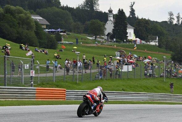 Jorge Martin sicherte sich vor vollem Haus seine dritte MotoGP-Pole. - Foto: LAT Images