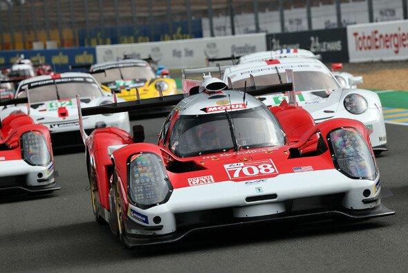 Kann die Scuderia Glickenhaus beim Debüt in Le Mans ein Podium einfahren? - Foto: LAT Images