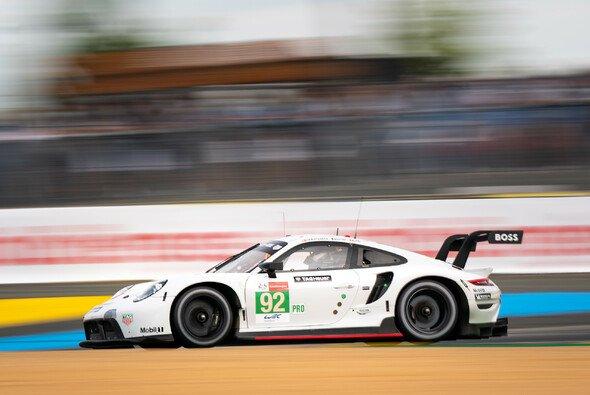Porsche ist einer der letzten Hersteller, die an GTE-Pro festhalten - Foto: LAT Images