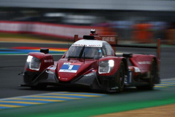 Nach fünf Stunden ist das 24-Stunden-Rennen von Le Mans für Sophia Flörsch beendet. - Foto: LAT Images