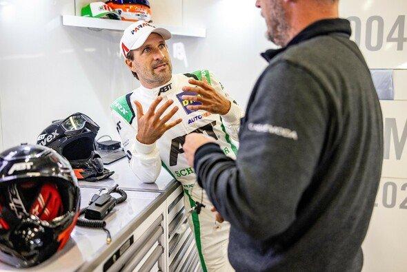 Markus Winkelhock sprang am Nürburgring für Sophia Flörsch ein - Foto: DTM