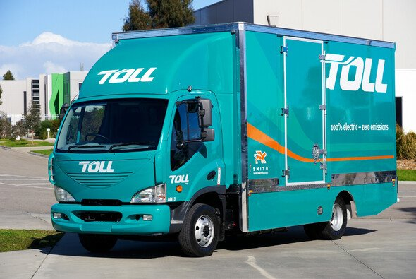 Lastwagen mit Elektroantrieb sind hierzulande allenfalls im innenstädtischen Bereich hilfreich - Foto: Flickr.com/Toll Group
