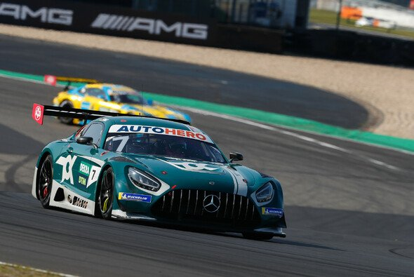 Luca Stolz war beim ersten DTM-Rennen am Nürburgring-Wochenende der beste Mercedes-Pilot - Foto: DTM